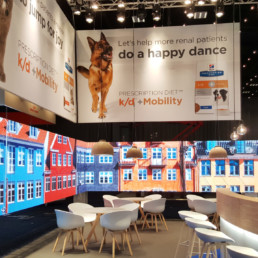 Messestand - Hills Pet Nutrition