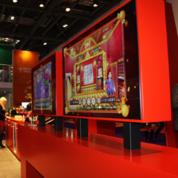 Messestand - Magnet Gaming