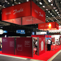 Messestand - Danfoss