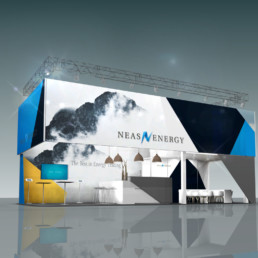 Messestand - Neas Energy