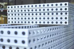 Modulsystem i aluminium