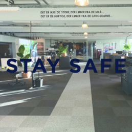 Stay Safe - Expo Partner - COVID-19
