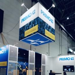Primo Group - Euroshop 2020 - bygget af Expo Partner