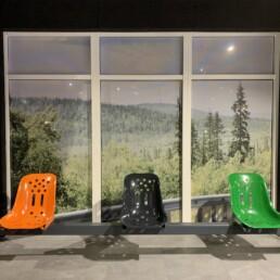 JP Group showroom udført af Expo Partner