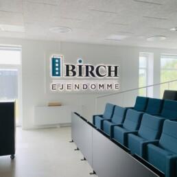 Birch Ejendomme kontorindretning af Expo Partner